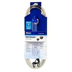 Aqueon Siphon Vacuum Gravel Cleaner - 9 Inch Medium