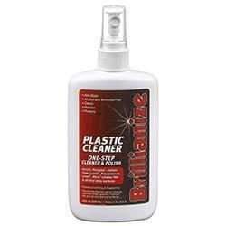 Brillianize Glass and Acrylic Aquarium Cleaner/Polish - 8oz