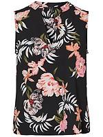 Pieces naisten tummansini valkoinen roosa tuubihuivi netistä ... 325f5778c9