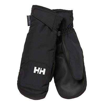 Helly Hansen Boys K Bergen Fleece Pu Mittens Gloves