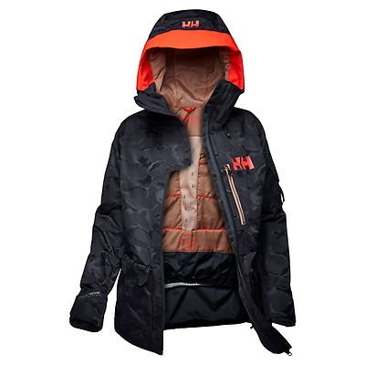 b77e764ecb Womens Limelight Warm Insulated Ski Jacket