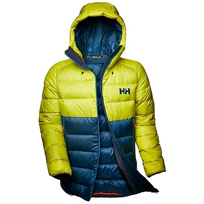 6d07543dd HH REVERSIBLE DOWN JACKET