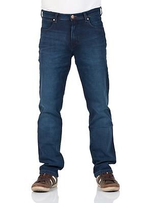 c61f910fe74a1 Wrangler Herren Jeans Arizona Regular Fit - Blau - Comfy Break