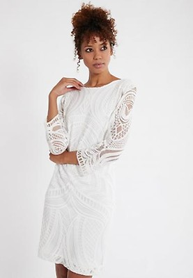 low priced e7660 03539 Weißes Kleid kaufen » Weiße Kleider online bei Ana Alcazar