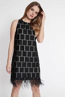 b9f0c8cc3c079 Schwarz-weiße Kleider online kaufen bei » Ana Alcazar