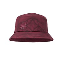 57dad2a8d6a Travel Bucket Hat Checkboard Moss Green