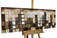Scoprire online quadri in legno decorativi   KunstLoft