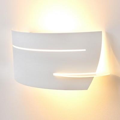 Globo CHRISTINE Wandleuchte LED Weiß 55010 W2 | lampe shop.at