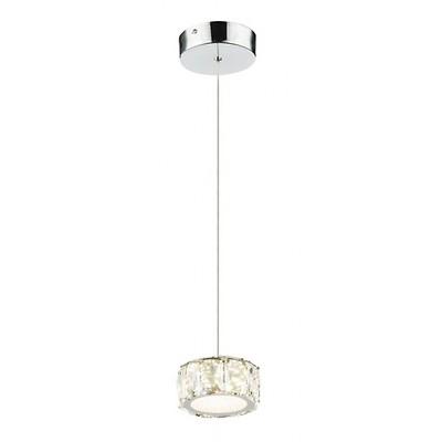 Globo CHRISTINE Hängeleuchte Weiß 55010H | lampe shop.at