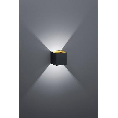 Applique Murale Trio Cube Gris 206600278 Lampefr