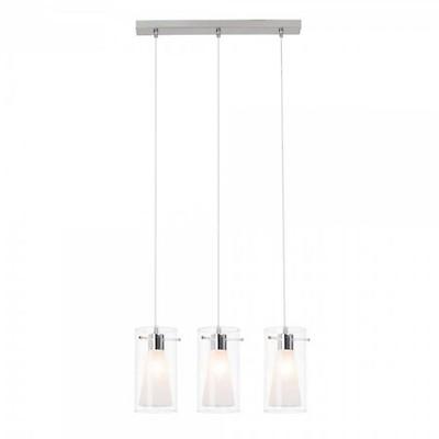 Eglo Clap 1 Pendant Light Led Matte Nickel 93731 Illuminationcouk