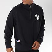 Yankees Bleu Marine Sweat Post Pack Grad Era Col York Zippé New 7zxWB8qw