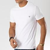 Guess Tee Shirt U77M08JR003 Blanc