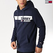 Tommy Hilfiger Jeans Sweat Capuche Essential Tommy 6590