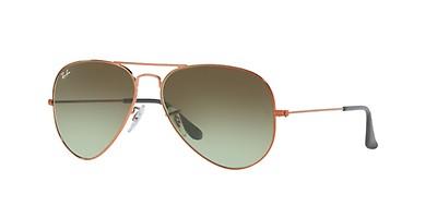 244a5435e0 Ray-Ban Aviator RB3025 W0879 58 58 Plateadas - Gafas Ray-Ban