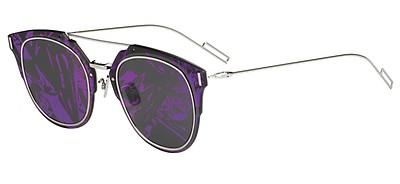 Dior 0204S S 57 Grises Cat Eye al mejor precio - Gafas Dior f8197c754638