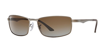 bcf49f56299 Ray-Ban RB3183 004 9A 63 Plateadas - Gafas Ray-Ban