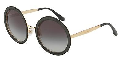 8d73be08a6 Gabbana 4296/S 53 Negras Cat Eye online al mejor precio