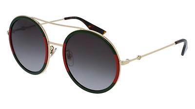 f8c93d5d7d Gucci 0061S/S 56 Rojas Redondas al mejor precio - Gafas Gucci