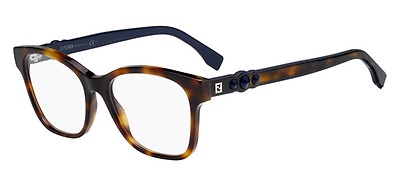 bc8cf7e06e Fendi 0271/G 50 Havana Cat Eye online - Gafas Fendi
