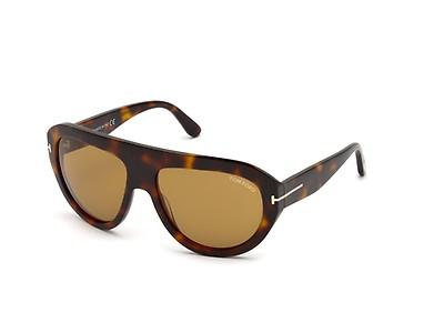 11a5ce377f Tom Ford FT 0556 52G Havana Redondas - Gafas Tom Ford