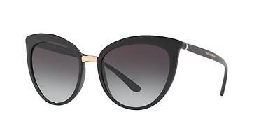 97dc6d945a Gabbana 4296/S 53 Color Havana Cat Eye online al mejor precio