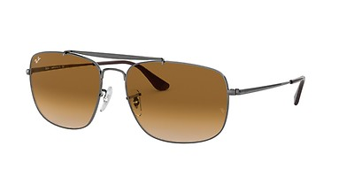 ad4b9ad140ccd Ray-Ban The General RB 3561 9001A5 57 Bronce y Doradas Aviador