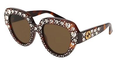 1ab1b19d8f Dior EMPRISE/S 63 Color Havana y Plateadas Redondas - Gafas Dior