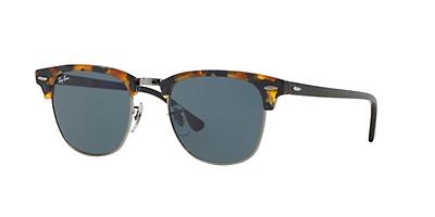 9c09450c9a Ray-Ban Clubmaster RB3016 W0366 Marrones - Gafas Ray-Ban