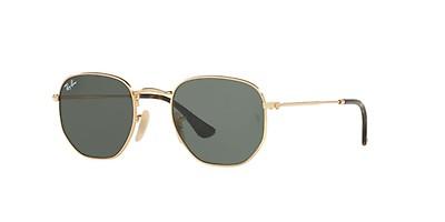 18976b5ab9 Novedades Top descuentos gafas de sol. RAY-BAN HEXAGONAL RB 3548N 001