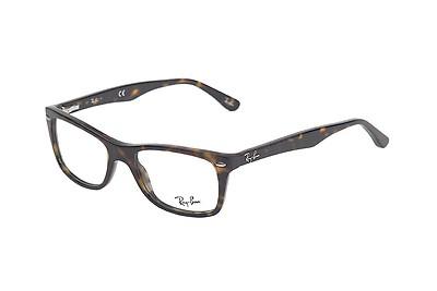 f323c3e7a4081 Ray-Ban 5277 2077 52 Negras Rectangulares - Gafas Ray-Ban