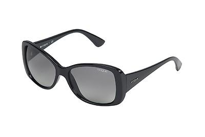 Vogue 5165S S 55 Negras Ovaladas online al mejor precio 648b5cbec6