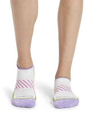 No nonsense Womens Soft /& Breathable Cushioned Quarter Top Socks 3 Pair Pack