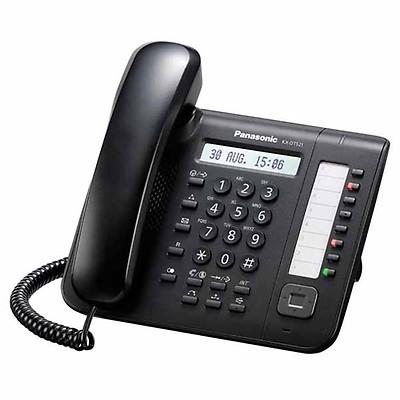 Telefono Fisso Panasonic KX-DT521 Nero 34de94b25182