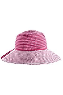 Women/'s Ingrid Ribbon Hat Coolibar UPF 50
