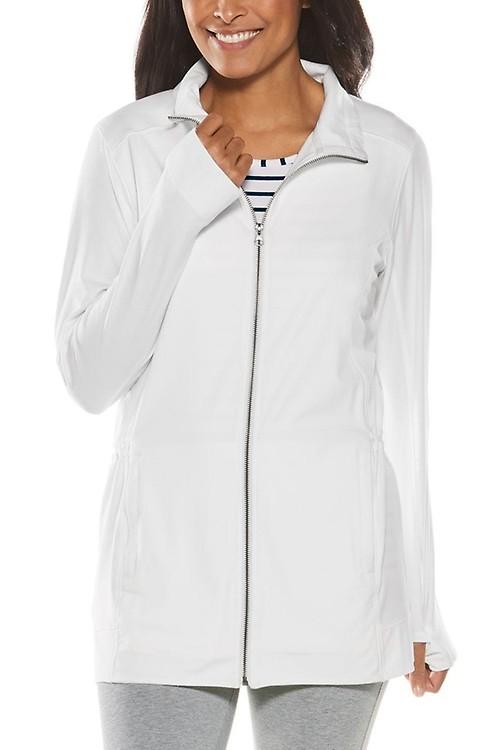 VOGUE CODE Womens Summer Long-sleeved Uv Sun Protection Coat