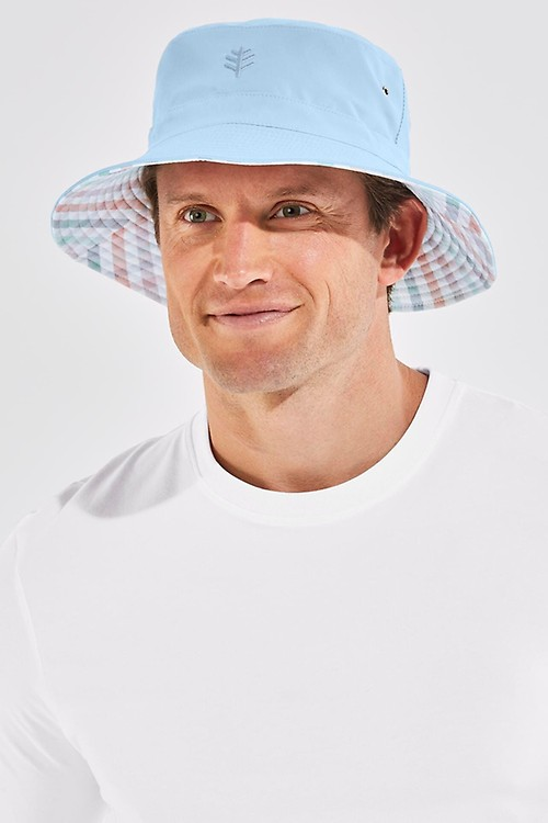 Bestylee Summer Ladies Womens Sun Hats UPF 50 UV Protection Packable Outdoor Bucket Gardening Hat with Neck Protection Chin Strap