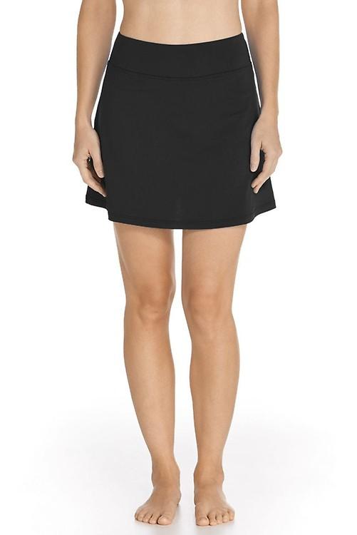 Sun Protection for Beach Pool Premium Swimming Skirt Rash Guard Bottom with UPF 50 Stonz Girls Skort