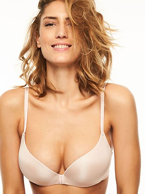abb2f122149 Courcelles Convertible Smooth Push Up Bra