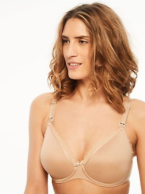 1b13f8b6d Merci Lightweight Nursing Bra