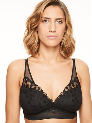 24632d6e6f Wagram Lace Wireless Bra