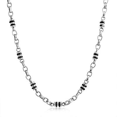 f7900c7e353 Mechanic Byzantine Biker Urban Heavy Chain Necklace For Men Necklace ...