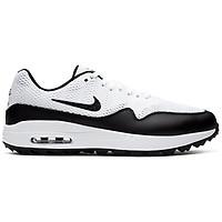 Buy Nike Air Max 1 G Golf Shoes White White Gum Golf Discount