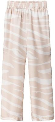 baa8b74d POLO RALPH LAUREN - Stretch cotton straight hvite bukser til dame