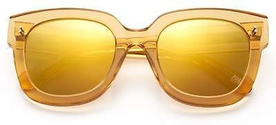 CHIMI EYEWEAR Mango #005 BLK gule solbriller til dame og herre