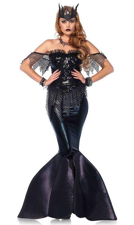Elizabeth K GL2249 Asymmetrical Lace Illusion V Neck Long Gown in ... 40d6af10c
