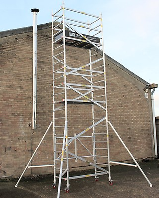 Trade Scaffold Towers - Scaffold Towers - Access & Handling