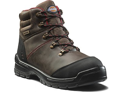 429a2ad48e6 Delta Plus TW400 Safety Hiker Work Boots Black (Sizes 7-12) Non ...