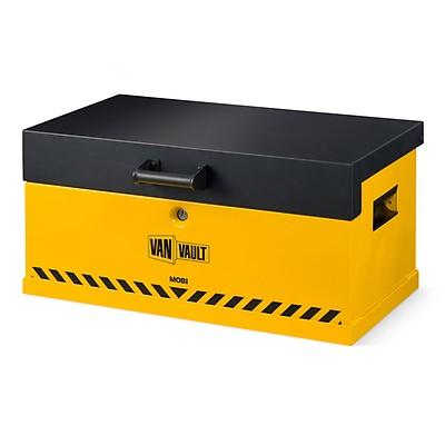 7a74b08304 Van Vault Mobi Tool Security Vehicle Storage Box With Docking Station 2019  Model