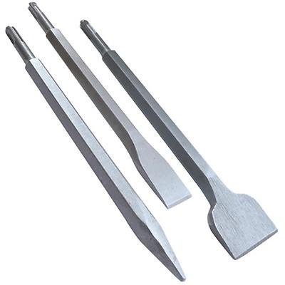 Toolpak Makita Hammer Breaker Steels Wide Chisel 75mm x 410mm